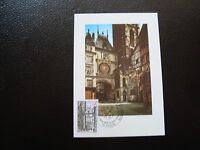 FRANCE - carte 1er jour 24/4/1976 (rouen) (cy93) french