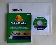 QuickBooks Premier Accountant Edition 2006 For Windows (New! Sealed)