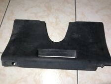 1970-1981 Firebird Trans Am Black Lower Steering Column Cover For Cars With A/C