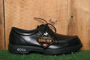 ECCO Gore-Tex Golf Spikes Shoes EUR 40 | US Men's 6.5.-7 Women's 8.5-9