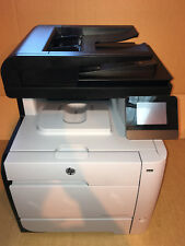 HP Colour LaserJet Pro M476DN M476 Duplex Network USB All-in-One Laser Printer