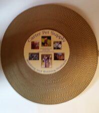 Carter Pet Supply 1 Inch Gold (Light Brown)  Heavy Nylon Webbing, 10 Yards