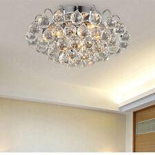 Luxury Crystal Ball Ceiling Light Chandelier Pendant Lamp Fixture Lighting D77