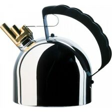 Alessi Melodic Whistling Induction Kettle 9091 FM by Richard Sapper