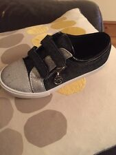 NEW MICHAEL KORS KIDS GIRLS SHOES SNEAKERS SIZE 30 UK 11.5