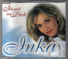 INKA - Ich Will Nur Dich (Vollplayback) & Ich Will Nur Dich (Instrumental) & Ich