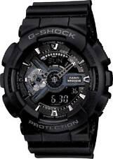 CASIO G-Shock Classic Series Watch Black GA110-1B Water Resistant