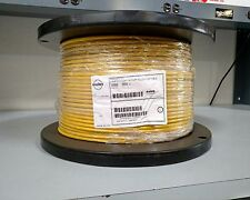Molex PowerCat 6A F/UTP Cable, Plenum, Yellow, 1000' Reel, CAA-0320P-YL