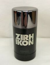 Zirh Ikon Mens Stick Deodorant ~ 2.6 oz NEW