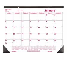 Brownline Monthly Deskpad Calendar Chipboard 22 X 17 2021