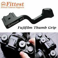 FITTEST Aluminum CNC Thumb Rest Grip Hotshoe for Fuji Fujifilm XT3 X-T3 Camera