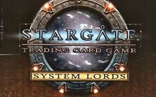 STARGATE TCG CCG SYSTEM LORDS Backstabbed #213 Turncoat #282