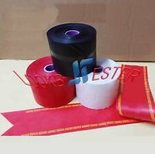 100m Ribbon For Thermal Transfer Ribbon Printer Ribbon Machine New