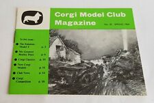 Original Corgi Club Magazine No. 30, Spring 1964, - Superb Pristine Mint.