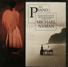 [Music CD] Michael Nyman - The Piano