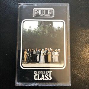Pulp - Different Class [Cassette Album] (TP06)