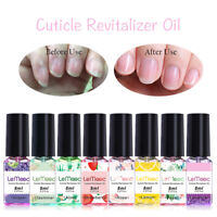 8ml Nail Cuticle Oil Soften Dead Skin Moisturizing Finger Nail Art Tool
