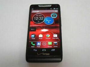 Motorola Droid RAZR M XT907 8GB Verizon Wireless Black 4G LTE Android Smartphone
