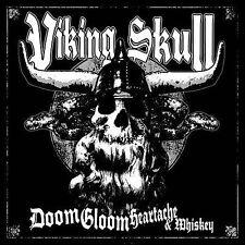 Doom Gloom Heartache & Whiskey~Viking Skull~Free USA S&H SEALED CD