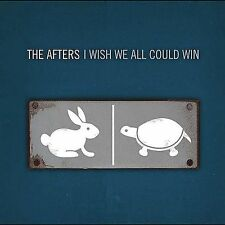 THE AFTERS Wish We All Could Win 2005 CD BUY 4=5TH 1 FREE