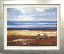 Colin Parker oil painting 46x60cm Central Australia