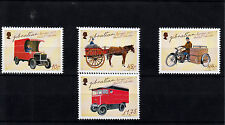 Gibraltar 2013 MNH Europa Postal Vehicles 4v Set Horse Cars Motoring