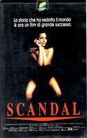 Scandal (1989) VHS rara ediz. General Video - B. Fonda Michael Caton-Jones