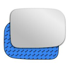 Right wing adhesive mirror glass for Chevrolet K5 Blazer 1979-1986 630RS