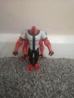 FOUR ARMS character action figure toy BEN 10 alien force BANDAI