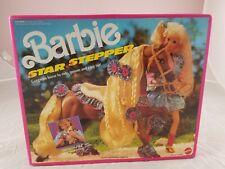 1991 Barbie Star Stepper Horse MINT in Box Western Fun Dream Horse
