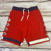 Nike Sportswear Men's Sweat Shorts with Pockets Size S Red Color Nwt