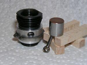 Cox Surestart .049 Piston, Cylinder, Throttle Custom RC Sure Start
