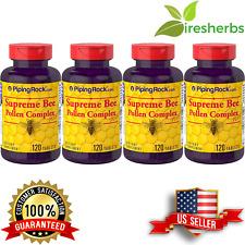 SUPREME BEE POLLEN COMPLEX PLUS POWERFUL BOOST IMMUNE DIET SUPPLEMENT 480 TABS