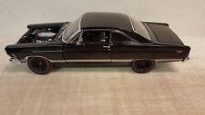 GMP 1:18 1967 FAIRLANE XL 427 CODE IN BLACK - SUPERB DIECAST - SUPERB
