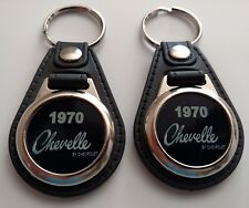 1070 CHEVELLE KEYCHAIN 2 PACK