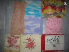 lot 7 foulard femme