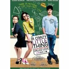 A Crazy Little Thing Called Love (First Love) DVD with English Subtitle