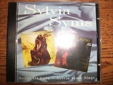 Sylvia Syms-Songs Of Love/Sylvia Syms Sings-1996 Jasmine!