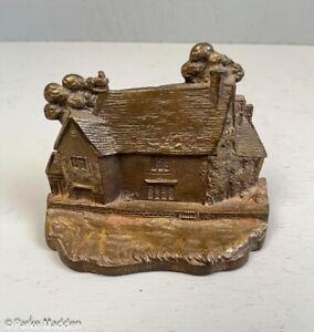 Antique Cast Iron Bronze Finish Bookend - Sulgrave Manor