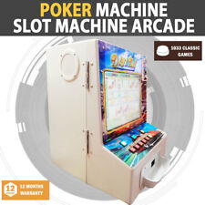 NEW Poker Slot Machine Arcade Tokens Only Comes With 7 Games