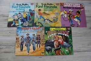 """Konvolut Sammlung an 34 Schallplatten LPs 12"""" Kinderhörspiele"""
