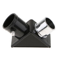 "MagiDeal 0.965"" 90 Deg Telescope Diagonal Adapter Mirror for 31.7mm Eyepiece"