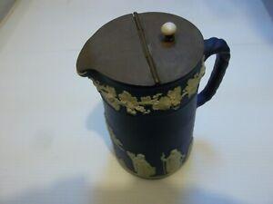 Antique Wedgewood Milk Jug Beautiful piece With original Lid