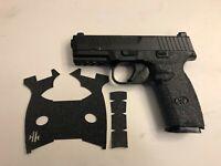 HANDLEITGRIPS Textured Rubber Gun Grip Enhancement Tape Wrap Gun Part for FN 509