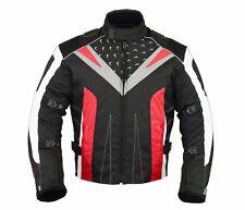 Chaqueta de moto Cordura Hombre tamaño disponible S,M