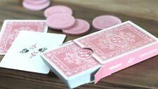 Black Roses Altrosa Playing Cards - Magic Tricks