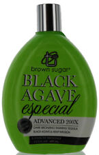Tan Inc. Brown Sugar Black Agave Especial Tanning Lotion with Advanced Bronzers