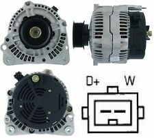 VW Transporter Caravelle Lt 2.4 2.5 2.8 ALTERNATOR 12V 120A With 6Ribs 1990-2006