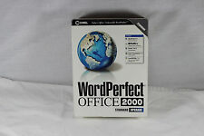 Corel WordPerfect Office 2000 Standard Edition - Upgrade