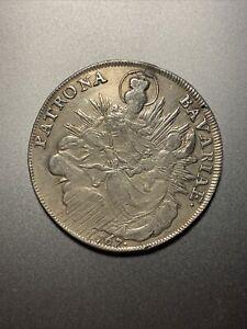 1767 Thaler Silver Coin